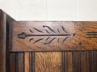 Early 20th Century Antique Oak Dresser (M-1650) (11 of 16)