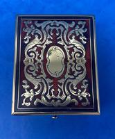Victorian French Boulle  Watch Box (14 of 14)