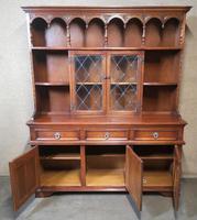 Wood Bros Old Charm Oak Dresser Tudor Brown (9 of 11)