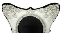 Antique Victorian Sterling Silver 8″ Photo Frame 1900 (2 of 10)
