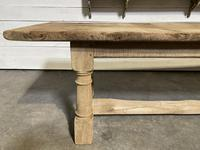 Large French Oak Rustic Farmhouse Dining Table (14 of 20)