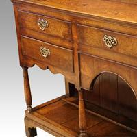Antique oak pot board dresser (3 of 13)