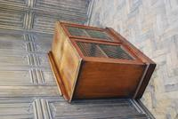 Antique Mahogany Side Cabinet (3 of 9)