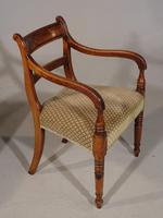 Attractive Set of 8 '6+2' Regency Period Mahogany Chairs (5 of 7)