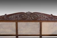 Mid 19th Century Indo-Portuguese Rosewood Sofa (8 of 9)