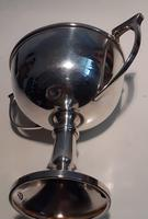 Late Art Deco Silver Loving Cup, Hallmarked 1933 (3 of 3)