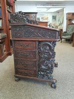 Antique Chinese Desk c.1900 (4 of 9)