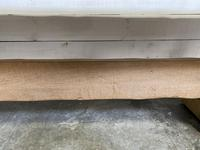 Rustic Bleached Oak Farmhouse Refectory  Table (18 of 21)