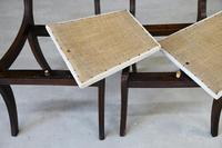 Pair of Regency Mahogany Dining Chairs (12 of 13)