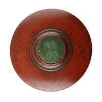 Circular Mahogany Bobbin Caddy (2 of 8)