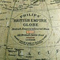 George V Philips British Empire Globe (5 of 8)