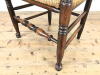 Set of Eight Spindle Back Chairs (6 of 10)