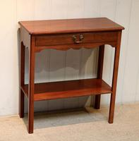Mahogany Side Table (8 of 8)