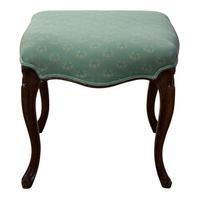 Mahogany Dressing Table Stool 19th Century (2 of 5)