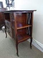 Edwardian Music Cabinet (3 of 6)