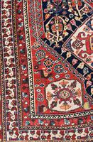 Antique Qasgai Tribal Rug 172x115cm (5 of 5)