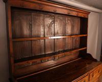 Good 18th Century Oak Dresser (3 of 11)