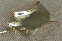 Quality Victorian Brass Fire Irons Companion Set Tongs Poker Shovel c.1895 (5 of 9)