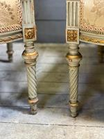 Super Pair of French Upholstered Armchairs (5 of 26)