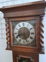 Oak Chiming Clock (5 of 8)