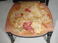 Excellent Set of 6 Early 20th Century Salon Chairs (5 of 6)