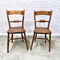 Set of 6 Barback Windsor Kitchen Chairs (6 of 7)