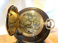 Swiss Vertex Pocket Watch 1926 15 Jewel 10ct Rose Gold Filled Case FWO (12 of 12)