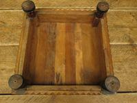 Vintage Small Japanese Tea Table, Indian Bajot Table (12 of 12)