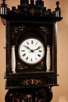 Very Decorative & Original Black Forest Wall Clock (4 of 9)