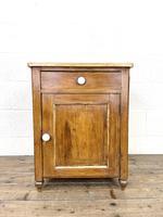 Rustic Antique Pine Side Cupboard (4 of 8)