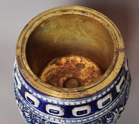 Antique Tobacco Jar, Westerwald, 19th Century (5 of 13)