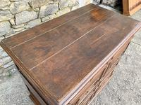 17th Century Oak Two Part Chest of Drawers (17 of 20)