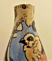 Frederick Rhead, Bursley Ware Amstel Gourd Vase for Wood & Sons Ltd c.1923 (3 of 7)