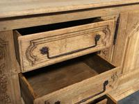 Superb Long French Oak Dresser Base (13 of 15)