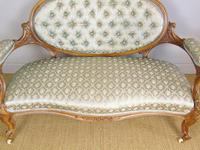 Good Quality Victorian Sofa in the French Taste (5 of 10)