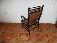 E. W. Godwin Ebonised Chair (5 of 6)