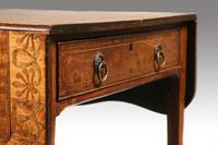 Fine George III Period Satinwood Pembroke Table (4 of 7)