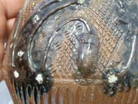 Superb Rare, German Saltglaze Stein / Krug- Possibly Cologne 17th Century (9 of 9)