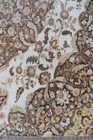 Fine Antique Tabriz Roomsized Carpet 382x285cm (6 of 9)