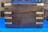 Victorian  Rosewood Writing Slope (10 of 20)