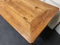 French Fruitwood Farmhouse Dining Table (9 of 15)