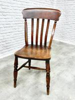 Pair of Windsor Lathback Side Chairs (5 of 5)