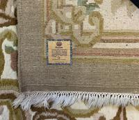Superb Large 15x12ft Vintage Antique Indian Kayam Pure Woollen Thick Pile Rug (13 of 13)