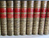 1891 The Novels of  William Makepeace Thackeray.   Complete in 13 Fine Leather Bindings (5 of 5)