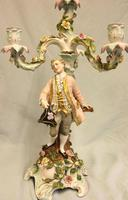 Antique German Porcelain Candelabra (18 of 18)