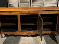 French Early Cherry Wood Sideboard (4 of 14)