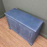 Victorian Country House Painted Antique Cupboard (4 of 7)