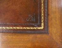 An American, Carved Walnut Card Table (6 of 6)