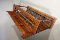 Fine Late 19th Century Country House Oak Hall or Stick Stand (4 of 5)