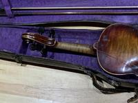Violin & Case with Bow Victorian (11 of 12)